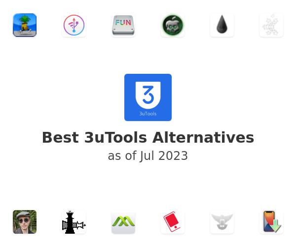 Best 3uTools Alternatives