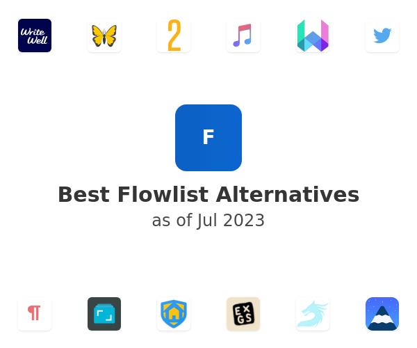 Best Flowlist Alternatives
