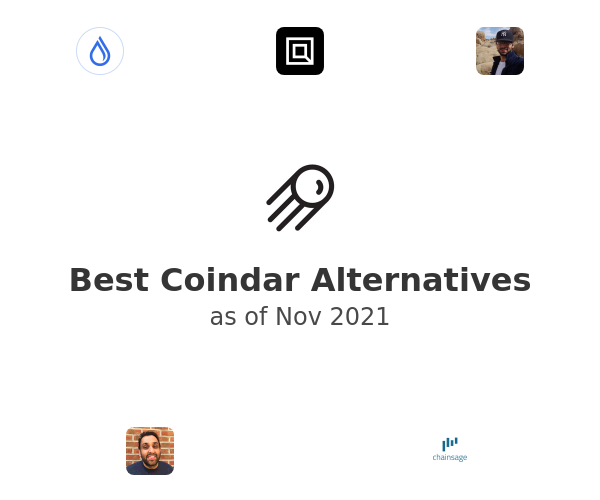 Best Coindar Alternatives