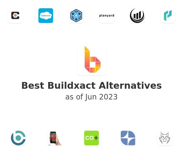 Best Buildxact Alternatives