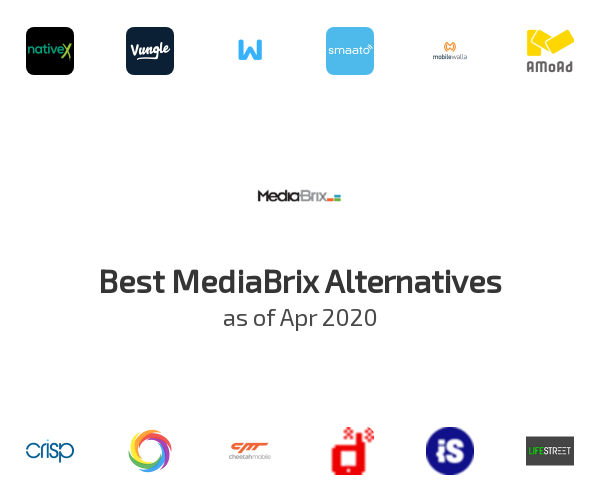 Best MediaBrix Alternatives