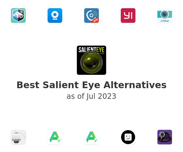 Best Salient Eye Alternatives