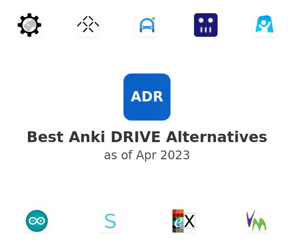 Best Anki DRIVE Alternatives