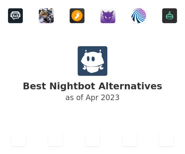 Best Nightbot Alternatives