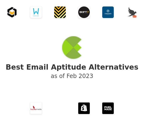 Best Email Aptitude Alternatives