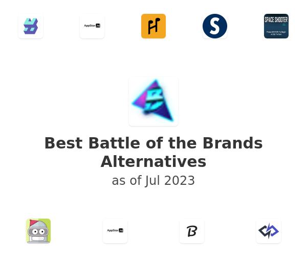 Best Battle of the Brands Alternatives