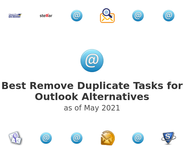 Best Remove Duplicate Tasks for Outlook Alternatives