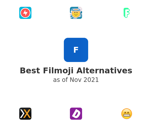 Best Filmoji Alternatives