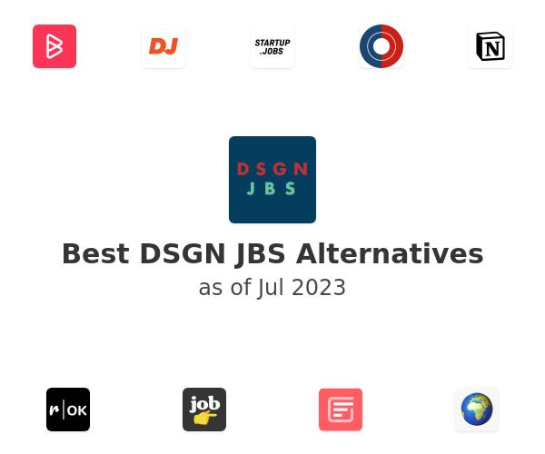 Best DSGN JBS Alternatives