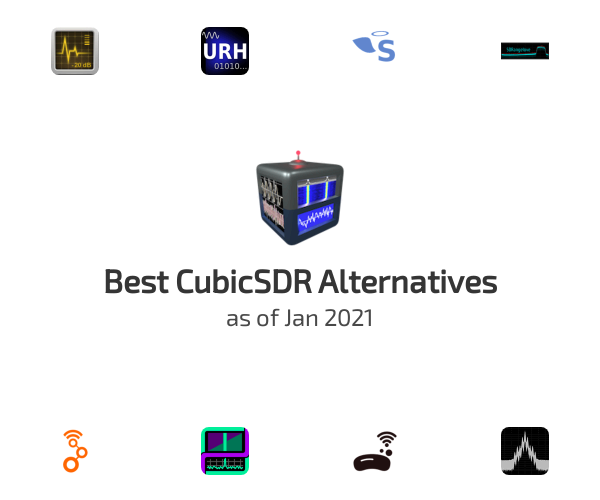 Best CubicSDR Alternatives
