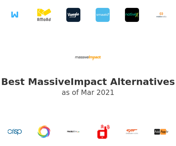 Best MassiveImpact Alternatives
