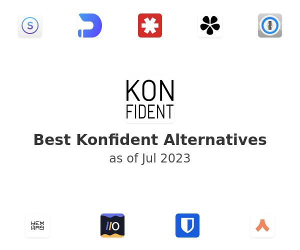 Best Konfident Alternatives