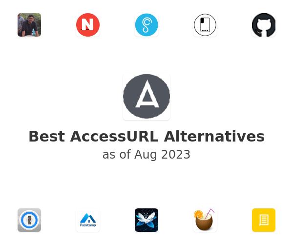 Best AccessURL Alternatives
