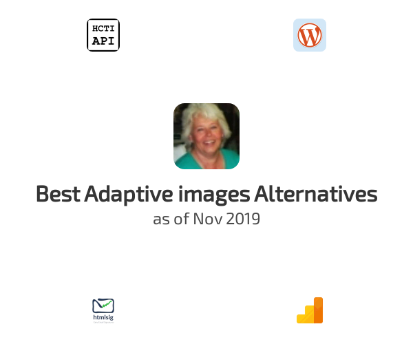 Best Adaptive images Alternatives