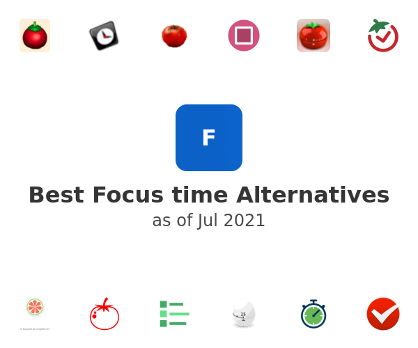 Best Focus time Alternatives