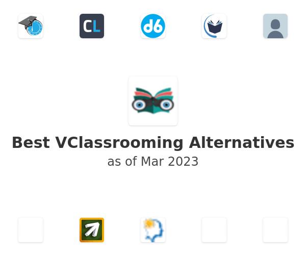 Best VClassrooming Alternatives