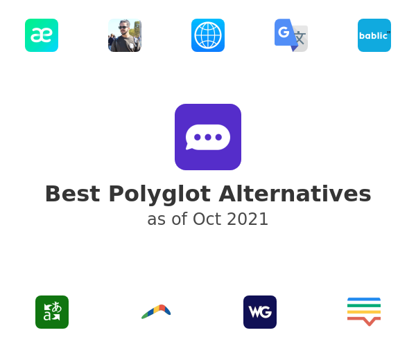 Best Polyglot Alternatives