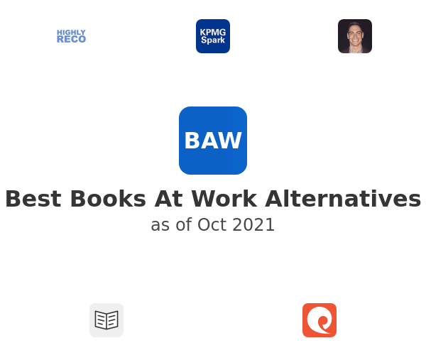Best Books At Work Alternatives