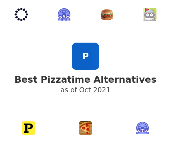 Best Pizzatime Alternatives