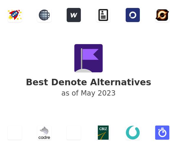 Best Denote Alternatives
