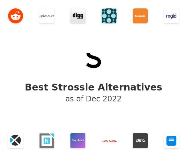 Best Strossle Alternatives