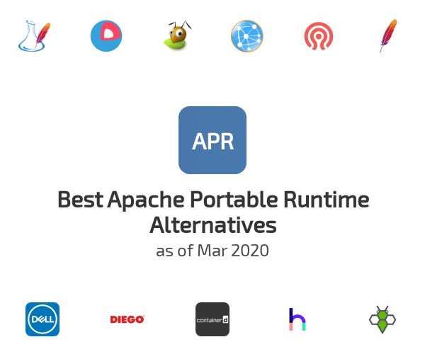 Best Apache Portable Runtime Alternatives