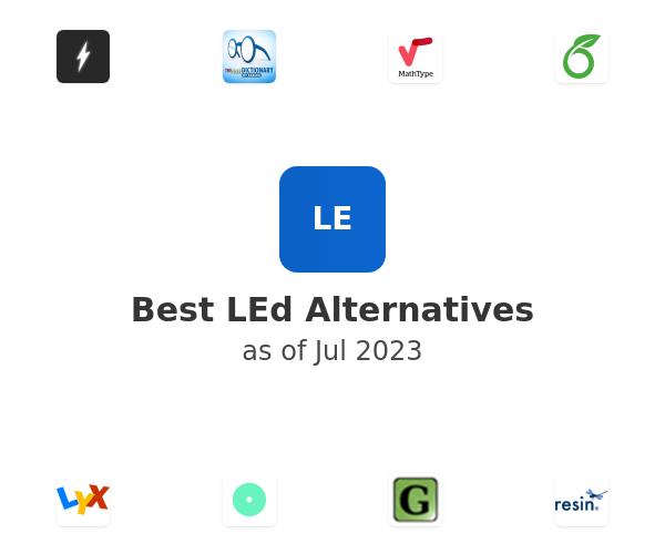 Best LEd Alternatives