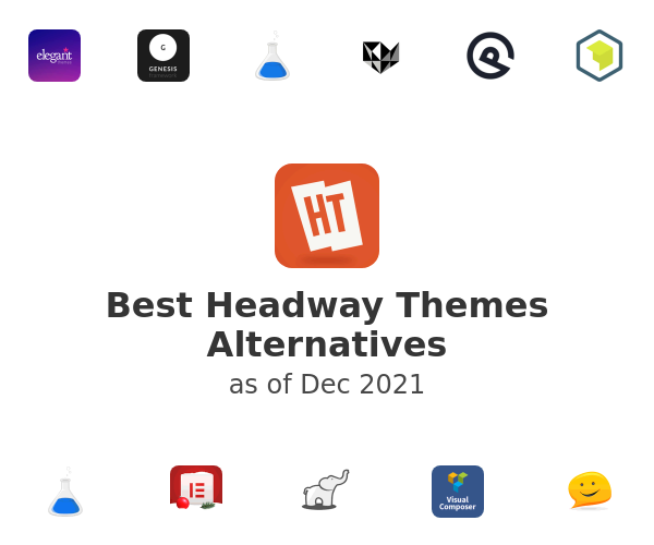 Best Headway Themes Alternatives
