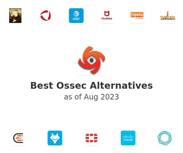Best Ossec Alternatives