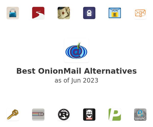 Best OnionMail Alternatives