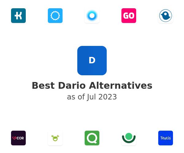 Best Dario Alternatives