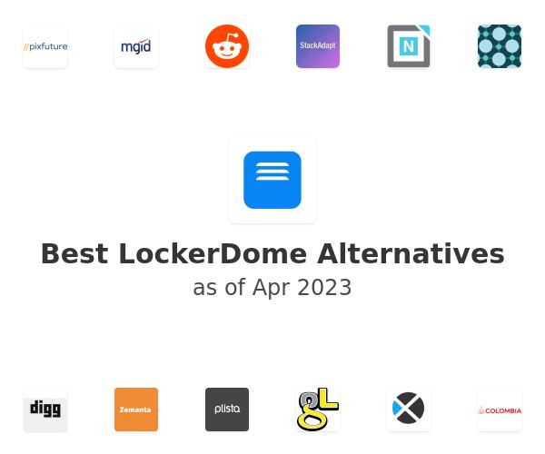 Best LockerDome Alternatives
