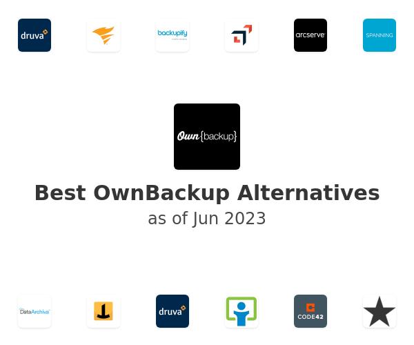 Best OwnBackup Alternatives