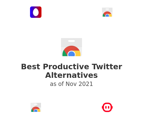 Best Productive Twitter Alternatives