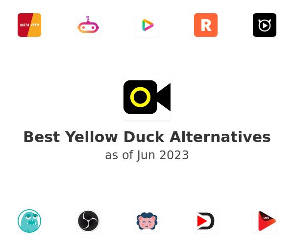 Best Yellow Duck Alternatives
