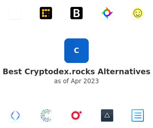 Best Cryptodex Alternatives