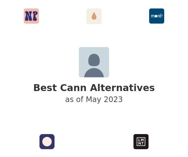 Best Cann Alternatives