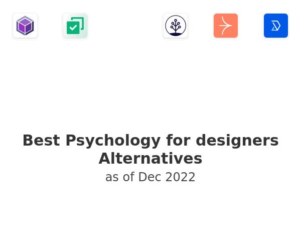 Best Psychology for designers Alternatives