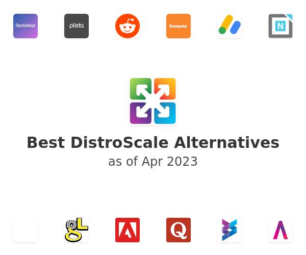Best DistroScale Alternatives