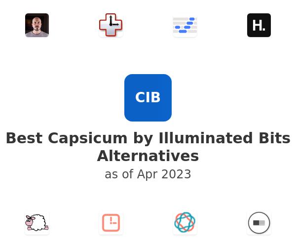 Best Capsicum by Illuminated Bits Alternatives