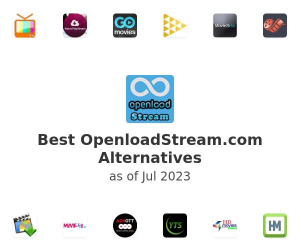 Best OpenloadStream.com Alternatives