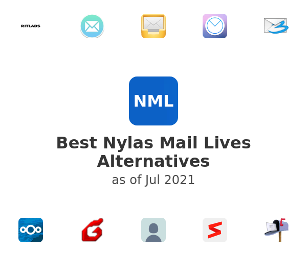 Best Nylas Mail Lives Alternatives