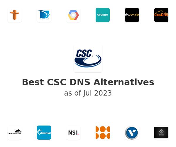 Best CSC DNS Alternatives