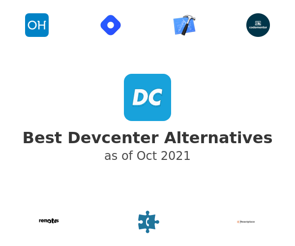 Best Devcenter Alternatives