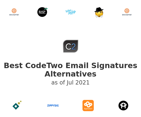 Best CodeTwo Email Signatures Alternatives