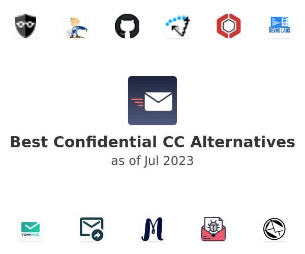 Best Confidential CC Alternatives