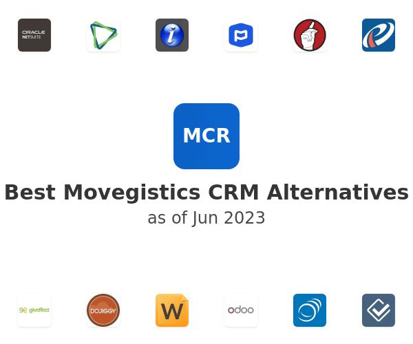 Best Movegistics CRM Alternatives
