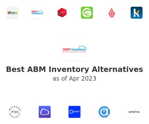 Best ABM Inventory Alternatives
