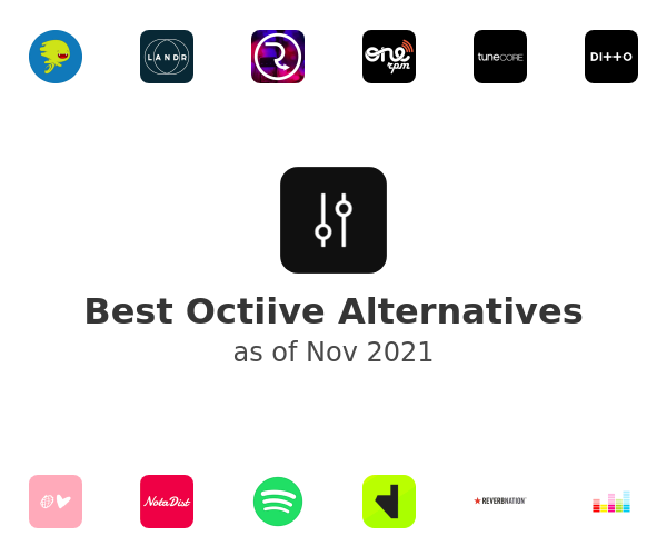 Best Octiive Alternatives
