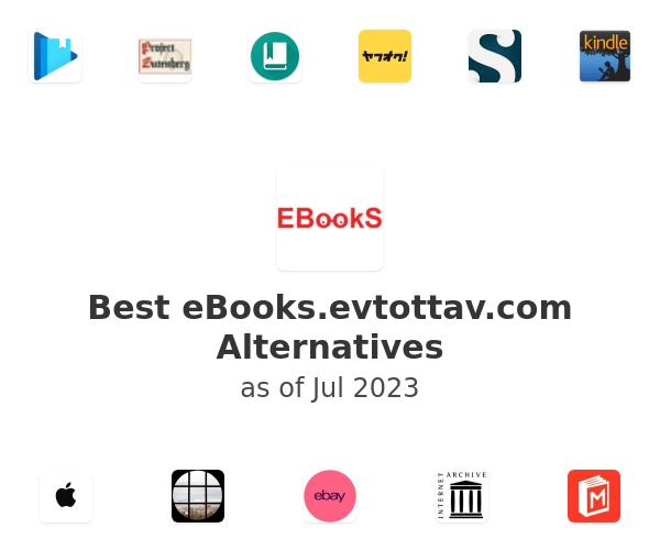 Best eBooks Alternatives